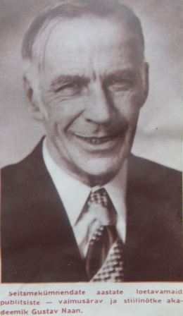 Gustav Naan